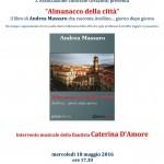 Presentazione Almanacco di Andrea Massaro